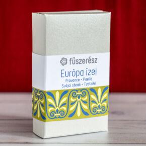 AJÁNDÉKCSOMAG - Európa ízei
