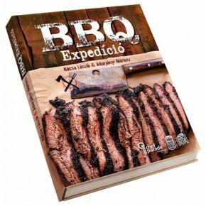 BBQ Expedíció könyv