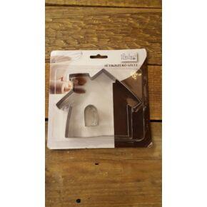 Mézeskalács ház+ajtó