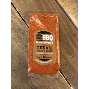 NYÁRSPOLGÁR BBQ Rub Texasi kávés