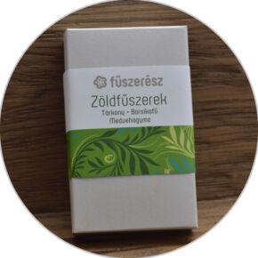 AJÁNDÉKCSOMAG - Zöldfűszerek