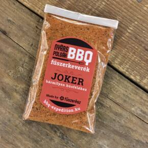 NYÁRSPOLGÁR BBQ Rub Joker 50g